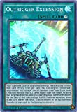 Yu-Gi-Oh! - Outrigger Extension - INCH-EN012 - Super Rare - 1st Edition - Infinity Chasers