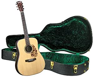 Blueridge BR-160A Historic Craftsman Series Dreadnought Guitar with Deluxe Hardshell Case