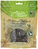 Ethical Pets Chicken Strips Healthy Digest Balance Dog Treats, 4.5 Oz For Sale