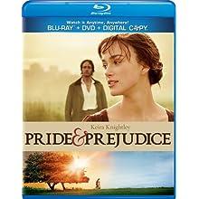 Pride & Prejudice [Blu-ray/DVD Combo + Digital Copy] (2005)
