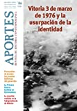img - for Aportes. Revista de Historia Contempor nea N  86, a o XXIX (3/2014) (Spanish Edition) book / textbook / text book