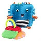 Baby : Sassy Non-sters Ba-Bee Plush Plus Bonus Teething Keys
