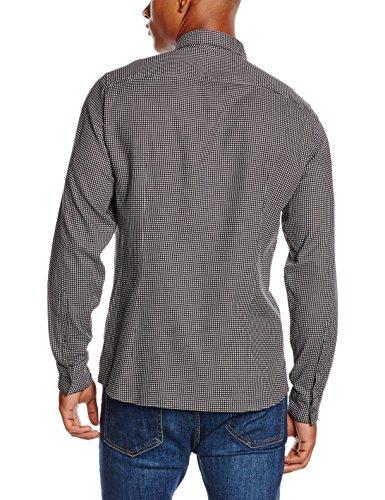 Strellson Premium, Camisa para Hombre Grau (Grau 030)