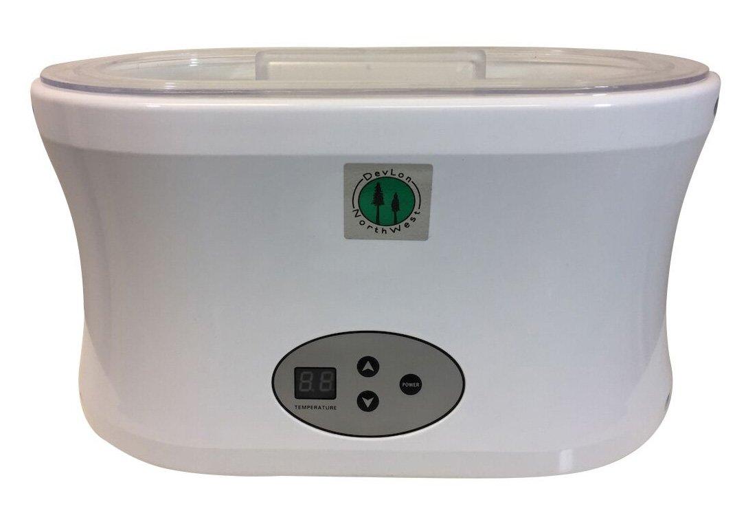 DevLon NorthWest Paraffin Wax Bath Heater Skin Care Treatment For Soft And Smooth Skin