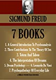 img - for SIGMUND FREUD 7 BOOK PREMIUM COLLECTION: General Introduction To Psychoanalysis; Totem And Taboo: Interpretation Of Dreams; Dream Psychology; and many more (Timeless Wisdom Collection 626) book / textbook / text book