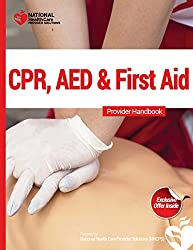 CPR, AED, & First Aid Provider Handbook & Review Questions (English Edition)