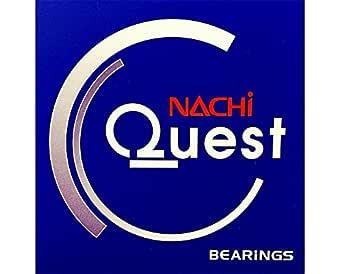 6208ZZ Nachi Electric Motor Quality Ball Bearing 40x80x18 Made in Japan C3 6208Z