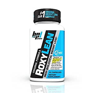 BPI Sports RoxyLean Super Concentrated Thermogenic, 60-Count