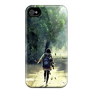FdU4949ZXtU pc Phone Case With Fashionable Look For Iphone 4/4s - Late To School