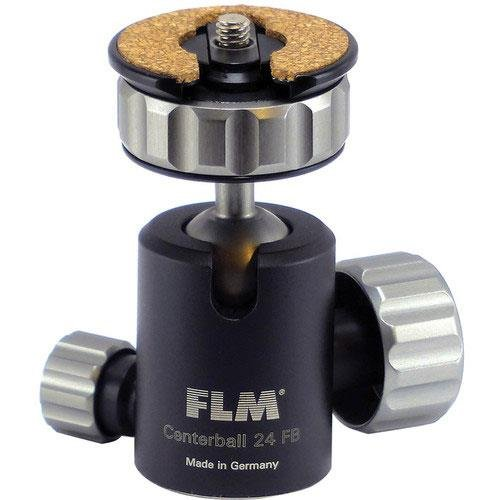 FLM CB-24FB Ball Head with PRB-45 Quick Release System by FLM (Image #2)
