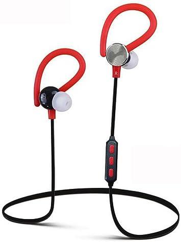 Auriculares Deportivos, YESDA Auriculares Inalámbricos Hi-Fi ...