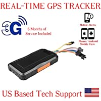 AES GT06E 3G GPS Tracker GSM WCMDA SMS GPRS Mini Portable Vehicle Locating Tracking Device. PRE-ACTIVATED SIM CARD WITH 6 MONTHS SERVICE INCLUDED!!!