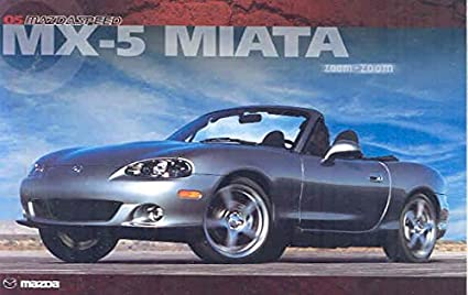 2005 Mazda Speed Miata Turbo Factory Postcard at Amazons Entertainment Collectibles Store