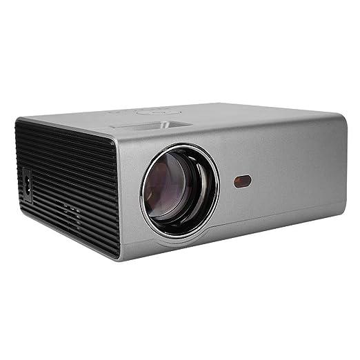 QLPP Mini proyector portátil 1080P proyector de vídeo, 6800 ...
