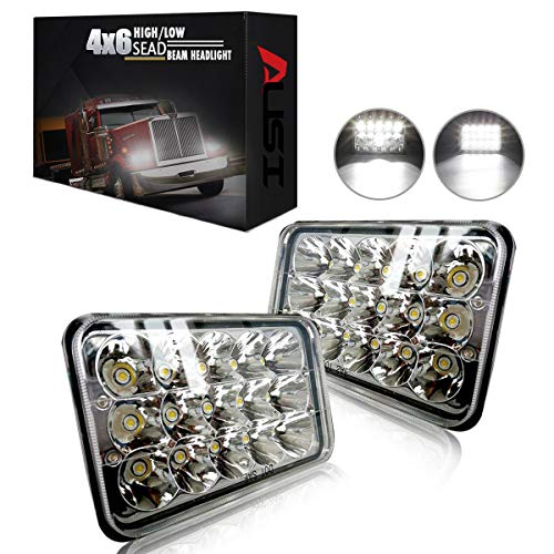 DOT Rectagular 4X6 LED Sealed Beam Headlight Assemblies for sale  Delivered anywhere in Canada