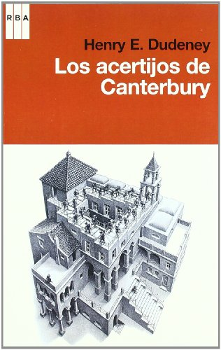 Descargar Libro Los Acertijos De Canterbury: Y Otros Problemas Curiosos Henry E. Dudeney