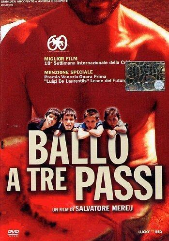 DVD-Ausgabe von »Ballo a tre passi«