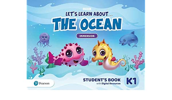 Lets Learn About the Ocean K1 Immersion Students Book and PIN Code pack Lets Learn About The Earth: Amazon.es: Libros en idiomas extranjeros