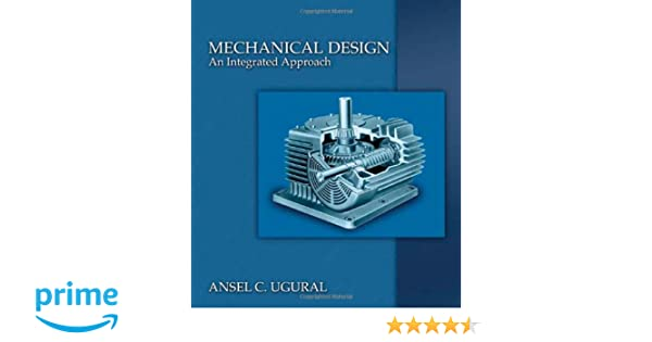 machine design an integrated approach solution manual