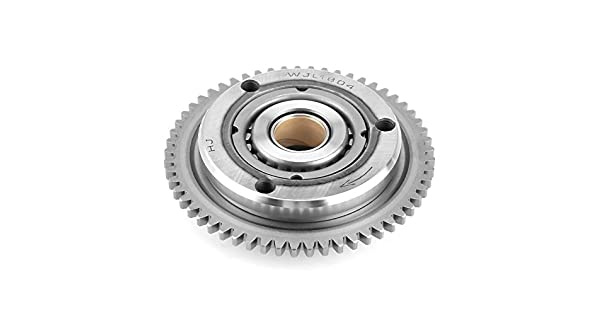 Akozon Motorcycle Engine Start Clutch Assembly for Lifan
