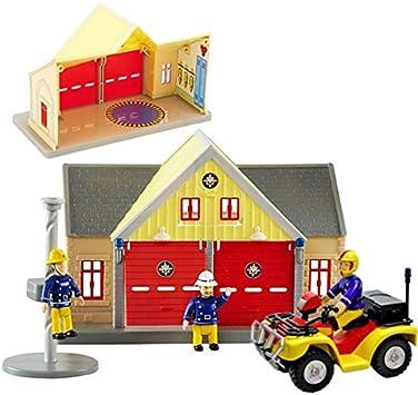Sam il Pompiere - Fireman Sam - stazione di fuoco, Mercury, Sam