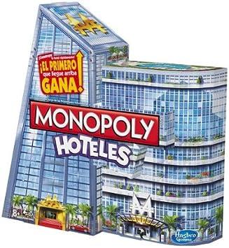 Monopoly Hasbro (A2142105) - Juego Hoteles: Amazon.es: Juguetes y juegos