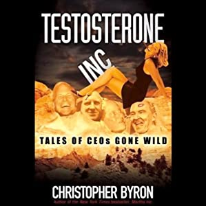 Testosterone Inc. Audiobook