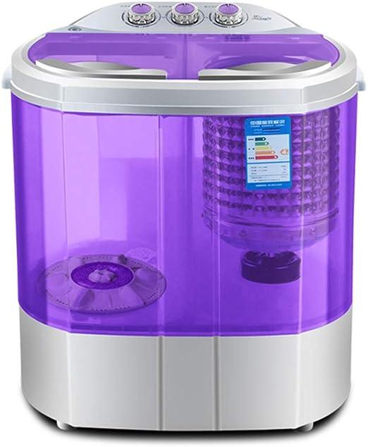 lavadora Secadora Rotativa PortáTil, SemiautomáTica De Doble ...