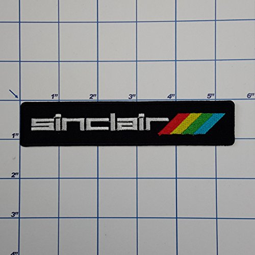 Sinclair Spectrum Game - SNOW - 1 PC DIY Toys & Games Iron-on Patch Collection - Sets of Patches Too! Video Games & More # Sinclair Spectrum