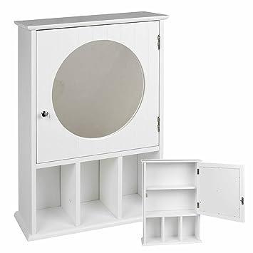 Multistore 2002 Badezimmer Spiegelschrank: Amazon.de: Küche & Haushalt