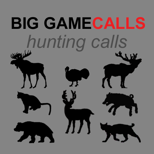 Primos E-deer Electronic - Big Game Calls - The Ultimate Big Game Hunting Calls App For Whitetail Deer, Elk, Moose, Turkey, Bear, Mountain Lions, Bobcats and Wild Boar - (ad free) BLUETOOTH COMPATIBLE