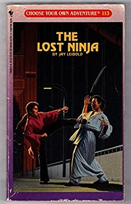 The Lost Ninja (Choose Your Own Adventure S.): Amazon.es ...