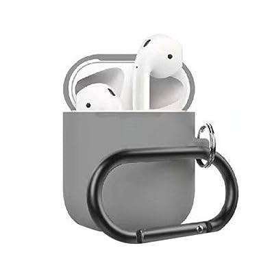 YILONG Ecouteur Charge de Cas de Protection Anti-Perte Chargeur de Protection Oreillettes de Remplacement Couverture pour AirPod Cuisine & Maison