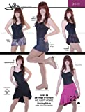 Jalie Figure Skating Skirts Attached Brief 4 Styles Costume Sewing Pattern #3025