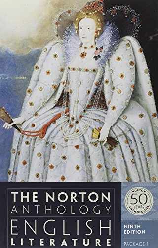 norton british lit - 2