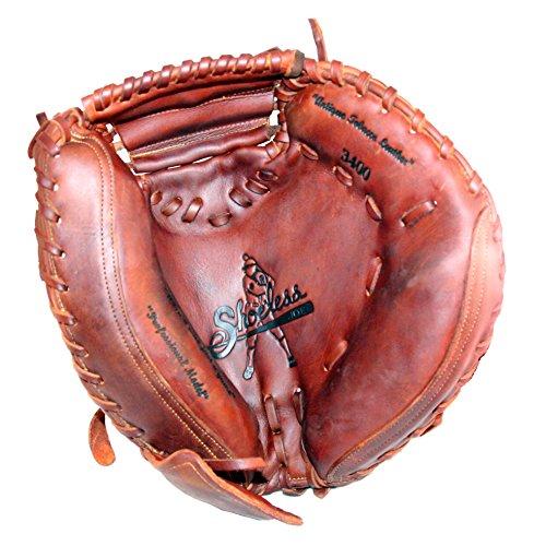 Shoeless Joe Players Series 34'' Baseball Catchers Mitt (Left Hand Throw)