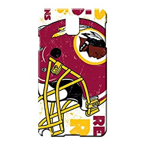 samsung note 3 Excellent Fitted With Nice Appearance Awesome Look mobile phone back case washington redskins nfl football