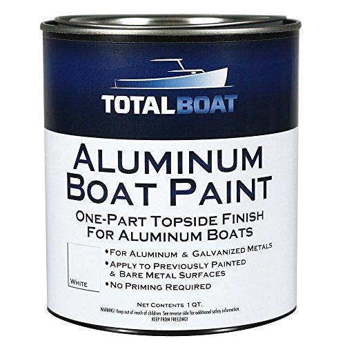 Aluminum bottom paint