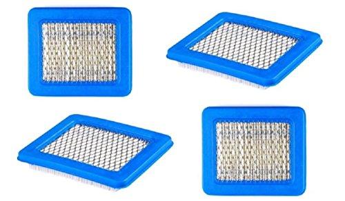 Briggs & Stratton Aftermarket- 4-PACK- Air Filter Cartridge REPLACES OEM #S 491588, 491588S, 399959, 4101, 4915 , 5034, 5034B, 5034D, 5034H, 5034K, Craftsman 3364, 33644, Toro 119-1909, Stens 102-549