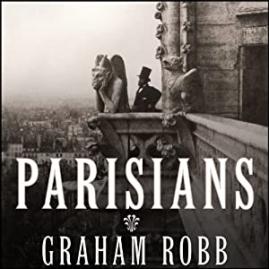 Parisians Audiobook