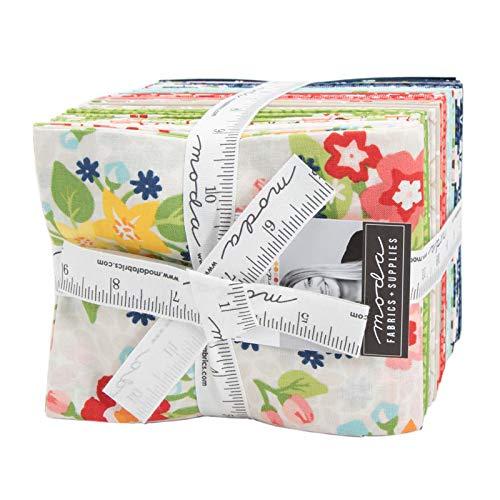 Orchard 32 Fat Quarter Bundle by April Rosenthal for Moda Fabrics 24070AB
