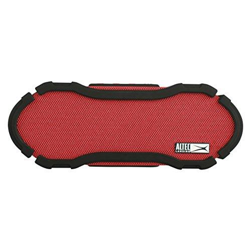 Altec Lansing IMW778-RED Omni Ultra Jacket Bluetooth Waterproof Speaker, Red by Altec Lansing