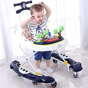ChenYongPing Andador para Bebé Altura Ajustable de múltiples ...