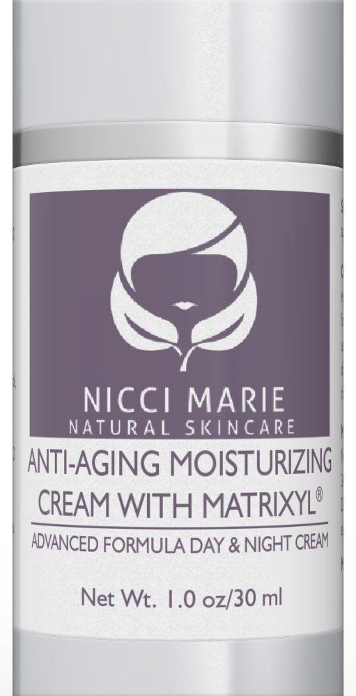 Nicci Marie Skincare - Anti Aging Moisturizer Cream