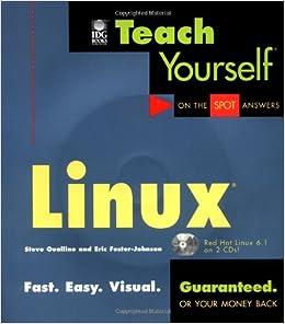 Book Teach Yourself Linux (Teach Yourself (IDG))