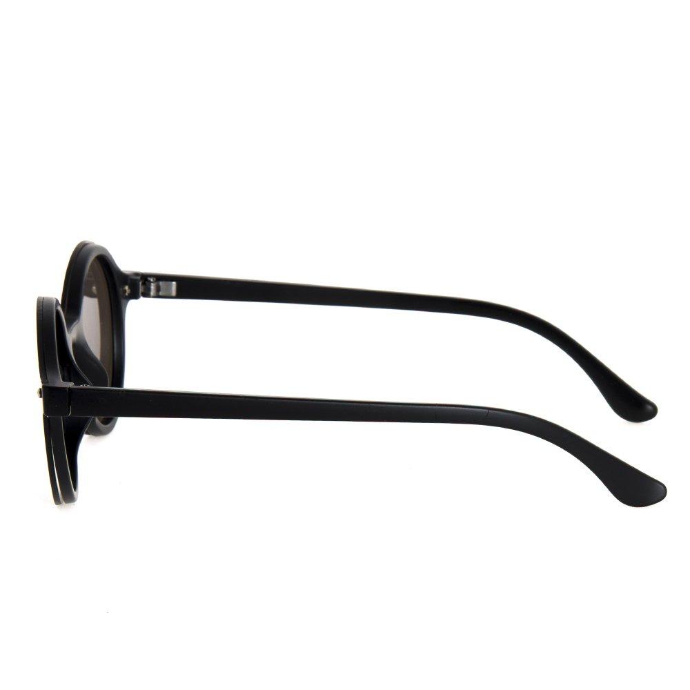 DASOON VISION Herren Sonnenbrille Grün VERDE TUTTO A