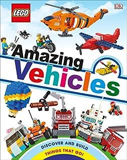 Book Cover: LEGO Amazing Vehicles