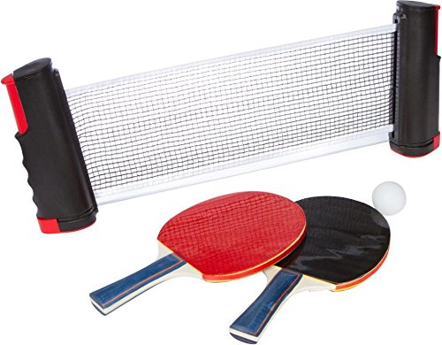 Trademark Innovations Portable Tennis Paddles