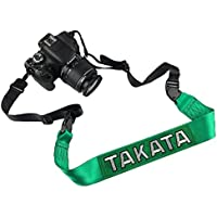 Green Takata Racing Camera Strap JDM