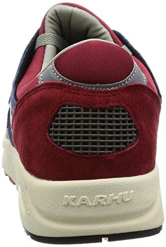 Karhu - Zapatillas de ante para hombre Gris grey/avion 40.5 grey/avion